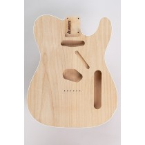 ALLPARTS TBO-B Replacement Body for Telecaster With White Binding
