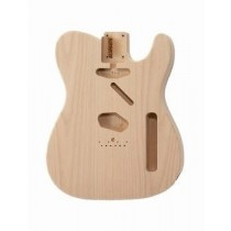 ALLPARTS TBO Alder Replacement Body for Telecaster