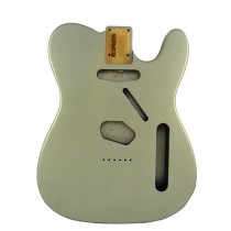 ALLPARTS TBSF-PW Satin Pewter Finished Replacement Body for Telecaster