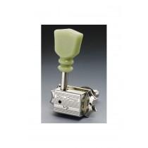 ALLPARTS TK-0771-001 Schaller Vintage Style Keys Nickel