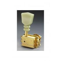ALLPARTS TK-0771-002 Schaller Vintage Style Keys Gold