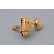 ALLPARTS TK-0779-002 Gotoh Locking Tuners Gold