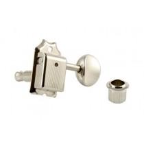 ALLPARTS TK-0780-001 Economy Vintage Style Keys Nickel