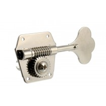 ALLPARTS TK-0790-001 Gotoh Reverse Wind Bass Tuning Keys Nickel