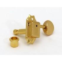 ALLPARTS TK-0875-002 Gotoh 3x3 Keys Gold