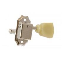 ALLPARTS TK-0877-001 Economy Vintage Style Keys Nickel