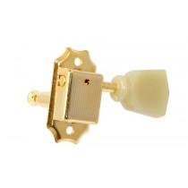 ALLPARTS TK-0877-002 Economy Vintage Style Keys Gold