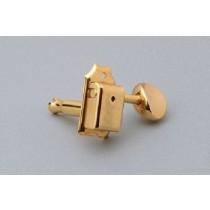 ALLPARTS TK-0880-002 Gotoh 6-in-line Vintage Keys Gold