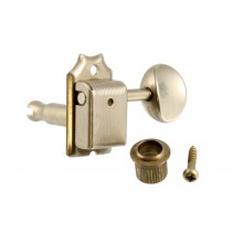 ALLPARTS TK-0880-007 Gotoh 6-in-line Vintage Keys Aged Nickel