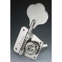 ALLPARTS TK-0881-001 Nickel Bass Keys