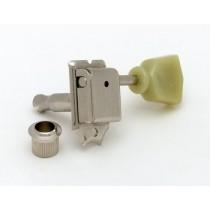 ALLPARTS TK-0884-001 Gotoh 6-in-line Vintage Keys Nickel
