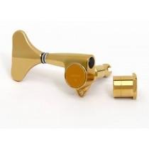 ALLPARTS TK-0923-L02 Gotoh Gold Treble Side Bass Key