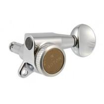 ALLPARTS TK-0938-010 Gotoh 3X3 Locking Tuners Chrome