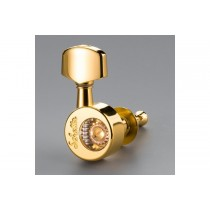 ALLPARTS TK-0962-002 Gotoh 3X3 Gold Mini Keys