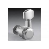 ALLPARTS TK-0974-011 Schaller 6-in-line Satin Locking Tuners
