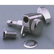 ALLPARTS TK-0976-010 Schaller 3X3 Chrome Locking Tuners