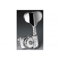 ALLPARTS TK-0989-010 Schaller 2x2 Chrome Bass Keys