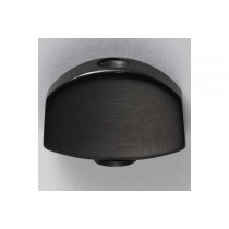 ALLPARTS TK-0999-0E0 Large Ebony Button Set for Schaller Tuners
