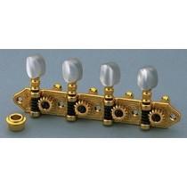 ALLPARTS TK-7381-002 Schaller A Mandolin Keys Gold
