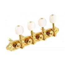 ALLPARTS TK-7382-002 Grover A Mandolin Keys Gold