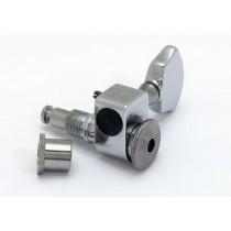 ALLPARTS TK-7437-010 Sperzel 3x3 Chrome Locking Tuners