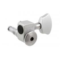 ALLPARTS TK-7437-011 Sperzel 3x3 Satin Locking Tuners