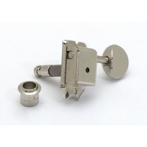 ALLPARTS TK-7679-001 6-in-line Nickel Vintage Style Locking Tuners