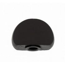ALLPARTS TK-7723-0E0 Small Ebony Button Set for Grover