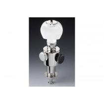 ALLPARTS TK-7864-001 Schaller Sealed D Banjo Tuner Nickel
