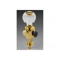 ALLPARTS TK-7864-002 Schaller Sealed D Banjo Tuner Gold