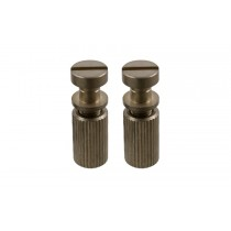ALLPARTS TP-0455-007 Aged Chrome Studs and Anchors