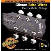 Gibson Gear Brite Wires G700ULMC - 009-46