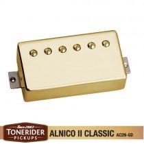 Tonerider Alnico II Classics Neck - Gold Cover