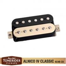 Tonerider Alnico IV Classics Bridge - Zebra