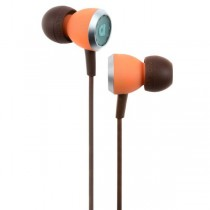 Audiofly AF33C In-Ear ørepropper m/mikrofon - Coral
