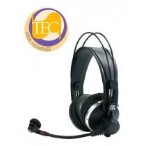 AKG HSD171 lukket hodetelefon med dynamisk mikrofon