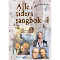 Alle Tiders Sangbok 4 - Sølvin Refvik *