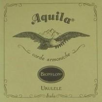 Aquila 57U Bionylon Key of C – GCEA Regular Set high G - Strengesett til Ukulele