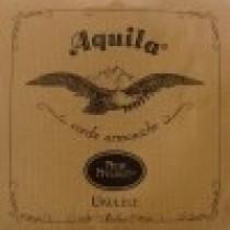 AQUILA SOPRANO 30U UKULELE NEW NYLGUT® 1 wound In Fifths – mandolin tuning SET GDAe - Strengesett til Ukulele.