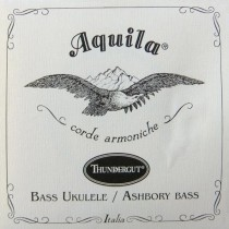 AQUILA BASS UKULELE 68U 4 STRING SET GDAE  - Strengesett til Ukulele.