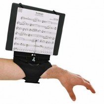 DEG HC-225 Flutist's Friend, Noteholder for arm