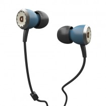 Audiofly AF33C In-Ear ørepropper m/mikrofon - Kingwood Blue