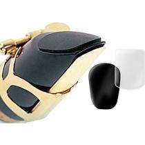 BG A11L - Gjennomsiktige munnstykkeputer 0,4mm, Large