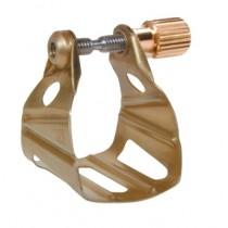 BG L29MJ - Metal Jazz Rosegold - Ligatur og kapsel til Alt-/Tennorsax