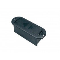 Boston BH-2100  battery holder. horizontal type. without screws and connector