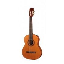 Salvador Cortez CC-10-JR Student Series classic guitar, cedar top, sapele back and sides, 3/4 junior model