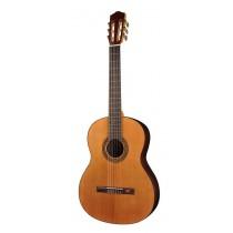 Salvador Cortez CC-15 Student Series classic guitar, cedar top, rosewood back and sides