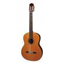 Salvador Cortez CC-50 Solid Top Artist Series classic guitar, solid cedar top, rosewood back and sides