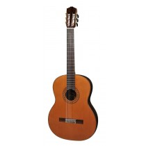 Salvador Cortez CC-60 Solid Top Concert Series classic guitar, solid cedar top, rosewood back and sides, with deluxe case
