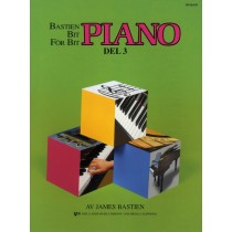 Bastien Piano - Bit for bit – Del 3